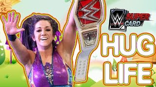 【🔴 LIVE】HUG LIFE! - Bayley Ring Domination Event - WWE SuperCard Season 3