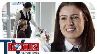 Prüfung für Hotelfachangestellte: Wer hält dem Druck stand? | Focus TV Reportage