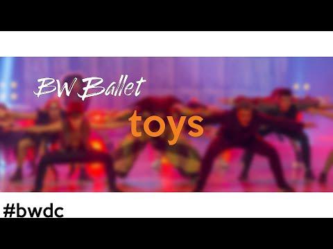 B&W Ballet | Toys