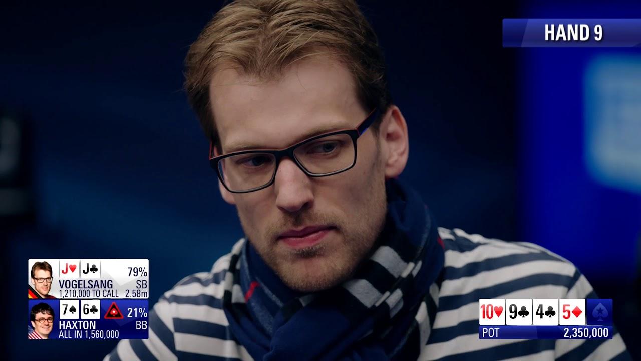 €100,000 Super High Roller - EPT Monte Carlo 2018 - Part 1