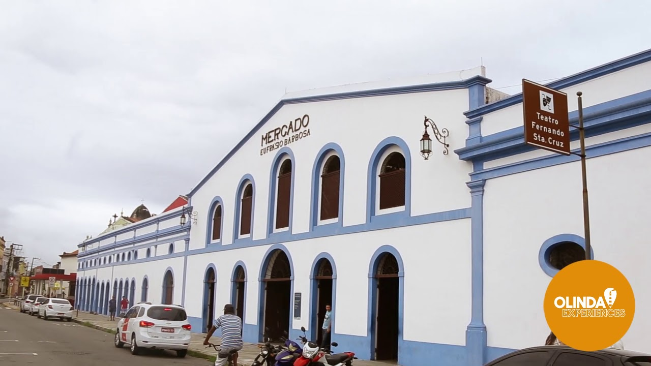 Conheça Olinda - Olinda Experiences
