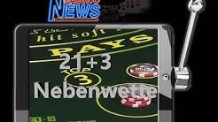 Die 21+3 Nebenwette beim Blackjack