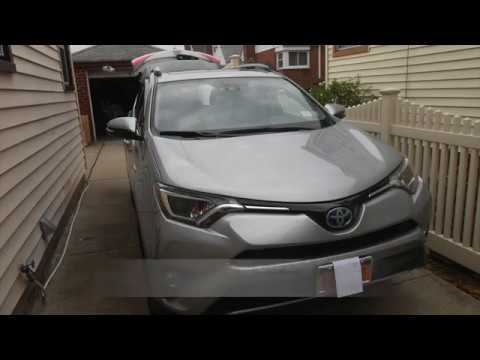 2017 Toyota Hybrid Rav4 Xle Mpg From Actual User