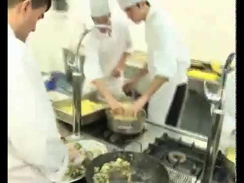 Cfgm t cnico en cocina y gastronom a youtube - Tecnico en cocina y gastronomia ...