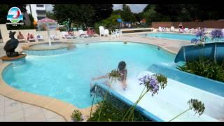 Piscine Parc Aquatique Camping du Poulquer