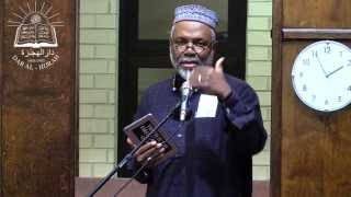 """Time to Check Out Your Mind!"" Imam Johari Abdul-Malik"