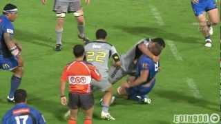 Huge Rugby Hits 6