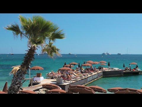 Juan-les-Pins, French Riviera, France [HD] (videoturysta)