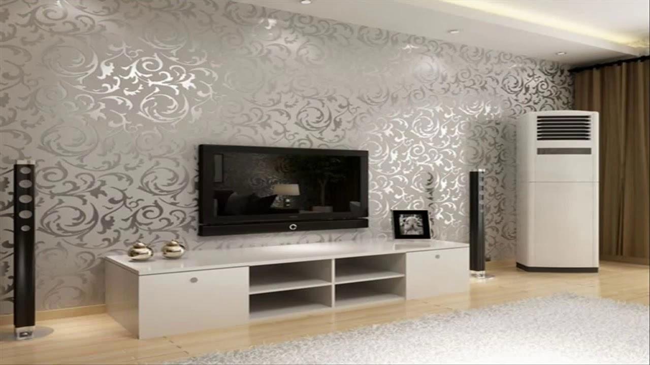 28+ wohnzimmer design tapeten blakutak 86 - youtube