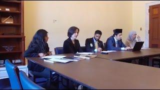 Congressional Ahmadiyya Muslim Caucus Briefing