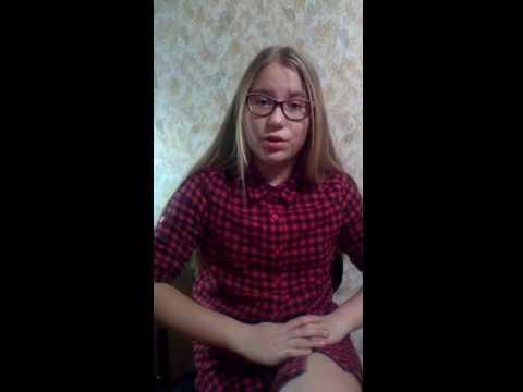 Изображение предпросмотра прочтения – ВалерияШумарина читает произведение «К сестре» А.С.Пушкина