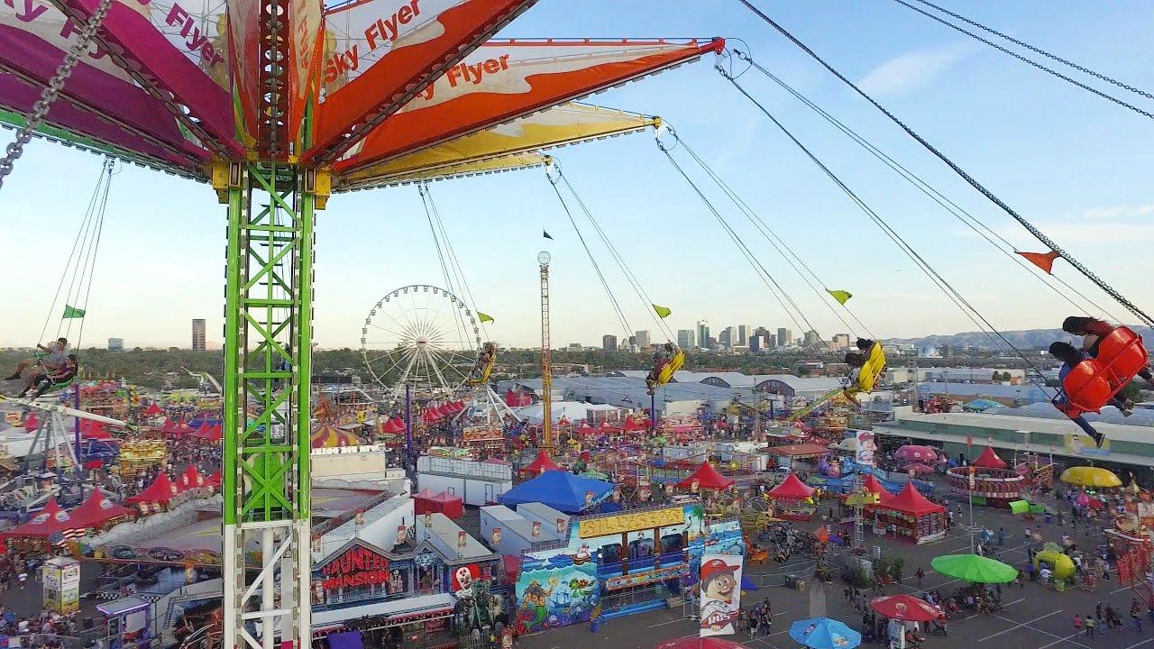 Arizona State Fair 2016 Youtube