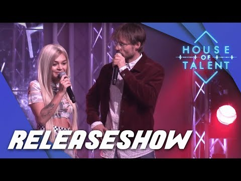 Livestream Releaseshow House of Talent!