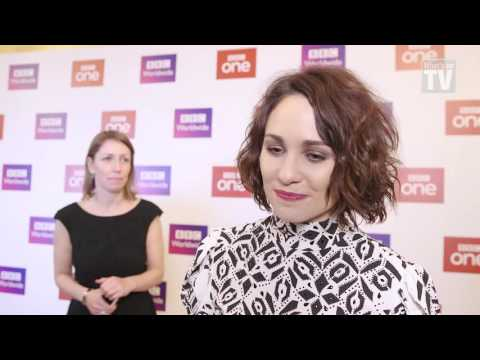 Tuppence Middleton relishes being naughty in War and Peace