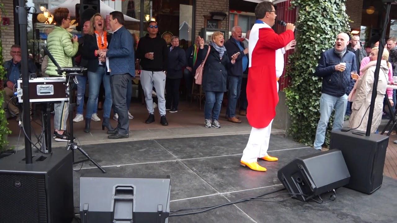 Hugo Franks - Koningsdag In den Boekenkast Capelle aan den IJssel ...