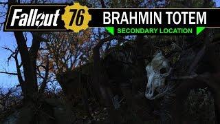 fallout 76 brahmin location