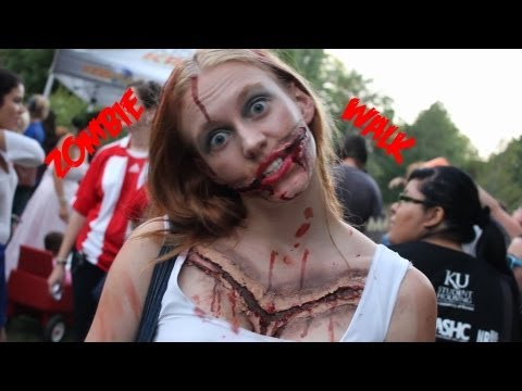 7th Annual Lawrence Zombie Walk!