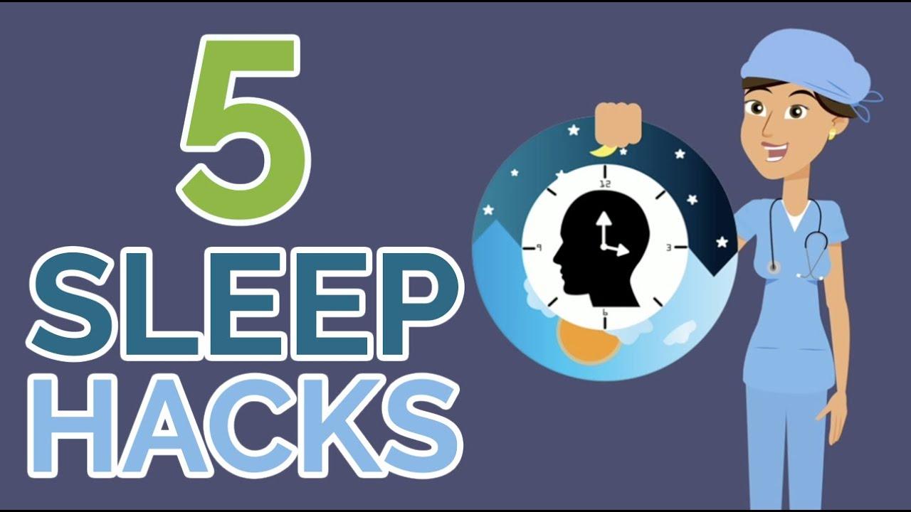 5 Sleep Secrets Used by Doctors #SHORTS