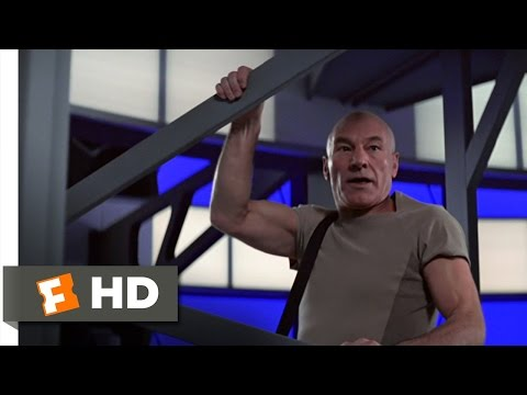 Star Trek: Insurrection (10/10) Movie CLIP - Too Old For This (1998) HD