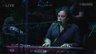 Peter Gordeno - Everybody Wants To Rule The World Live 2012
