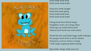 Plato Ginting Katak