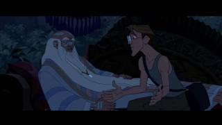Leonard Nimoy in Disney's Atlantis