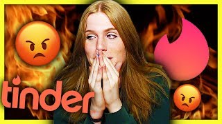 I Got Reported & Banned From Tinder (For Being Trans)