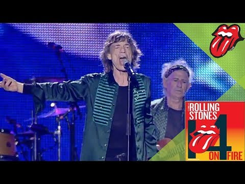 The Rolling Stones - 14 ON FIRE Opening Night - Abu Dhabi