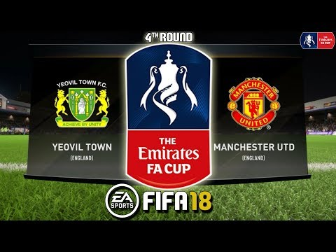 fifa-18-|yeovil-town-vs-manchester-united|the-emirates-fa-cup-4th-round-2017/18|prediction-gameplay