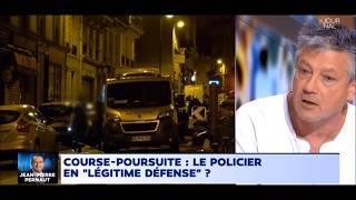 """Course-poursuite : le Policier en """"Légitime Défense"""" ? OUI, pour ALLIANCE POLICE NATIONALE !"""