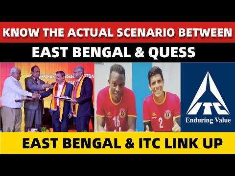 East Bengal ISL News🔥||💥EAST BENGAL & QUESS ACTUAL SCENARIO💥|| EAST BENGAL & ITC LINK UP💥🔥