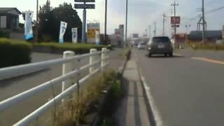 【自転車車載】埼玉県杉戸町すきすきすぎーと36〜清地1丁目(2015/04/09)