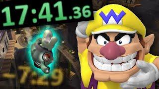 Trying to Speedrun Bouncy Kart Wii in 1 Hour