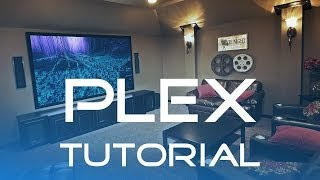 Plex Tutorial (Deutsch/German)