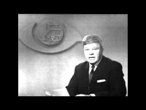 Den første TV-Avis - 15. oktober 1965