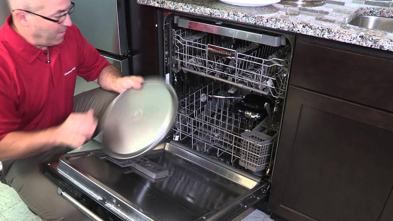 Kitchen Aide Dishwasher 4 Hole Faucets Detergent Not Dissolving, ...