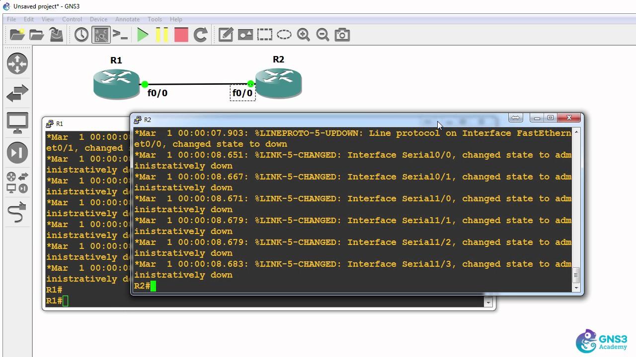 ESXi Part 4: GNS3, VMware ESXi and the GNS3 VM