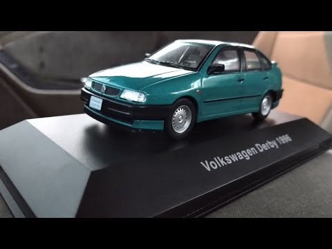 VW Derby 1996, Volkswagen La Colección 1/43
