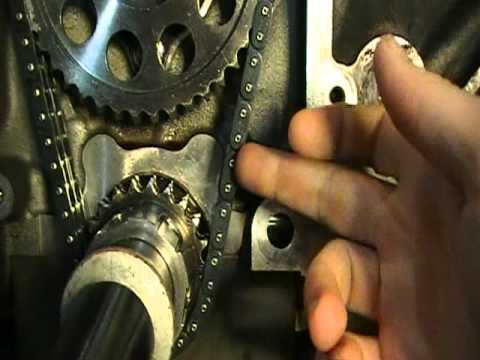 Ls1 Timing Chain Problems Youtube
