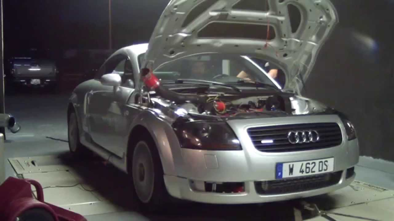 AUDI TT 2 1L 500 HP Speed Motors