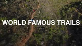 Mt. Biking in Sedona & Black Canyon Trail