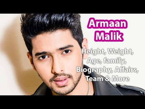 Armaan Malik Height, Weight, Age, Wife, Affairs & Fact