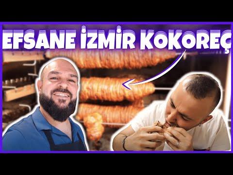 İzmir'in Yaşayan Efsanesi Asım Usta | İzmir Sokak Lezzetleri
