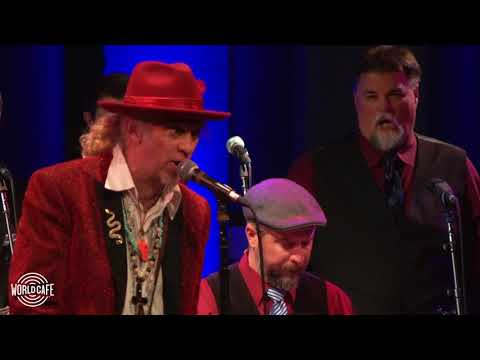 "Squirrel Nut Zippers - ""Beast of Burgundy"" (Recorded Live for World Cafe)"