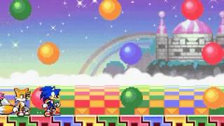 Game Boy Advance Longplay [095] Sonic Advance 3