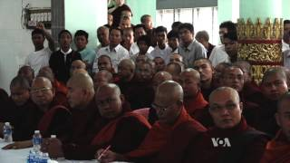 Myanmar's Buddhist Nationalists Rally Support Ahead of Poll