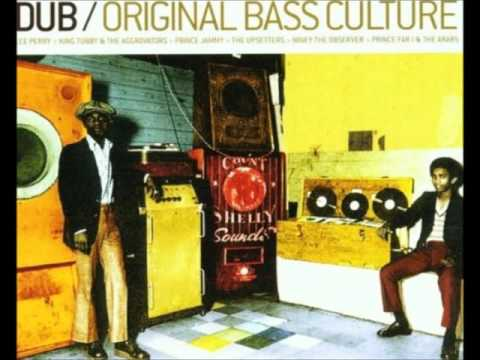 "Dub: Vol 1:  ""Original Bass Culture"" Vintage Reggae Dubs"