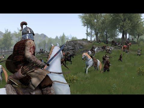 Mount & Blade Bannerlord - New Screenshots, Huge Battles and Six Factions!