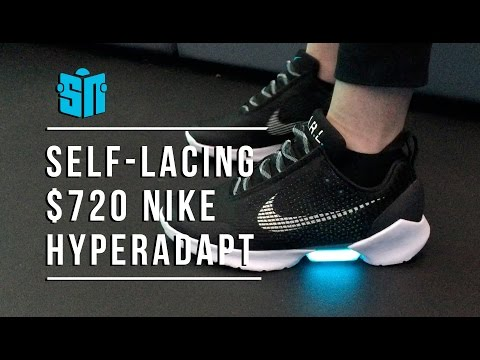 affordable price special section official supplier Nike's HyperAdapt 1.0 selbstbindende Schuhe kosten doch ...