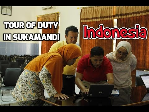 Indonesia trip part 2: Sukamandi training